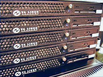 Geeknet - VA Linux Servers