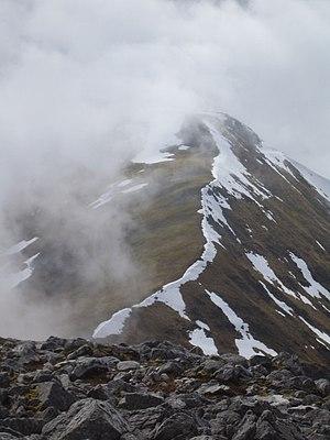 Sgùrr a' Choire Ghlais - The north-east ridge