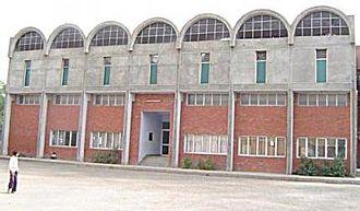 Firozpur - Image: Shaheed Bhagat Singh Stadium Firozpur