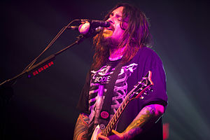 Call Me When You're Sober - Lead singer of the band Seether and Lee's ex-boyfriend, Shaun Morgan (pictured), whom the song was written about
