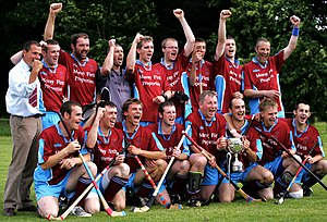Strathglass Shinty Club - Strathglass Winners in 2009