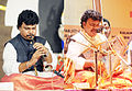 Shri. Krishna Ballesh Playing Shehnai and Hinduatani Vocalist copy.jpg
