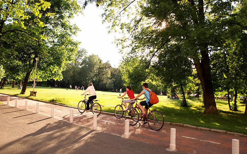 Mobilità ciclistica - Photo credit: 7castle