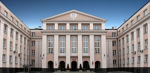 Supreme Audit Office (Poland) - The headquarters of the Supreme Audit Office.