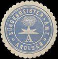 Siegelmarke Bürgermeister-Amt Arolsen W0343153.jpg
