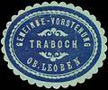 Siegelmarke Gemeinde-Vorstehung Traboch Ob. Leoben W0348123.jpg