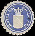 Siegelmarke Gr. Badisches Hof-Bau-Amt W0364875.jpg