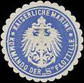 Siegelmarke K. Marine Kommando der S Flottille W0357579.jpg