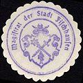 Siegelmarke Magistrat der Stadt Fischhausen W0229196.jpg