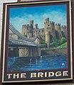 Sign for the Bridge - geograph.org.uk - 1003713.jpg
