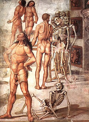 Signorelli, Luca - Resurrection of the Flesh, ...