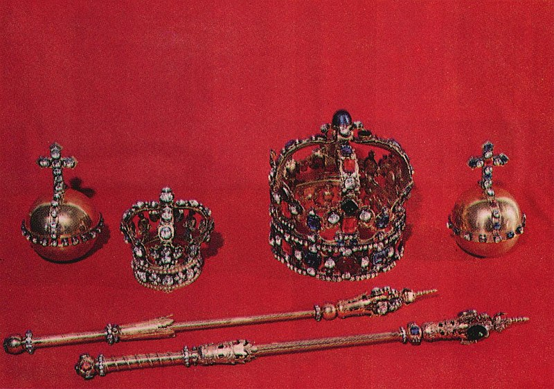 File:Silver regalia Augustus III.jpg