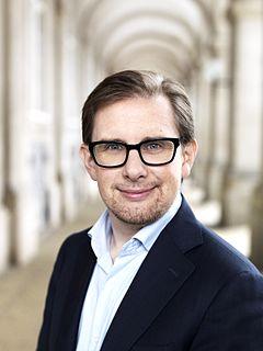 Simon Emil Ammitzbøll-Bille Danish politician