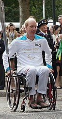 Simon Richardson London 2012 Paralympic Games torch relay.jpg