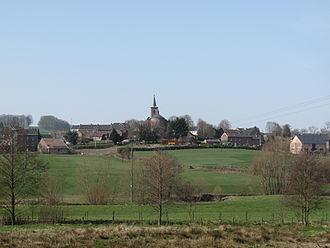 Plombières - Image: Sippenaeken, dorpszicht foto 8 2011 03 25 11.35