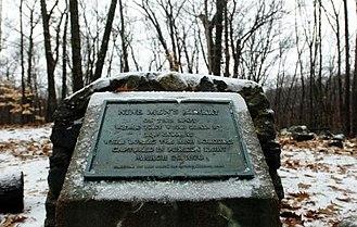 Nine Men's Misery - The site of Nine Men's Misery in Cumberland