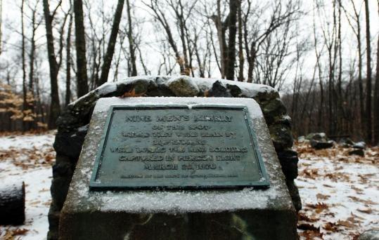 Site of Nine Men's Misery (Cumberland, Rhode Island)