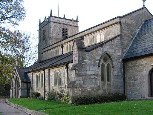Skegby - Church