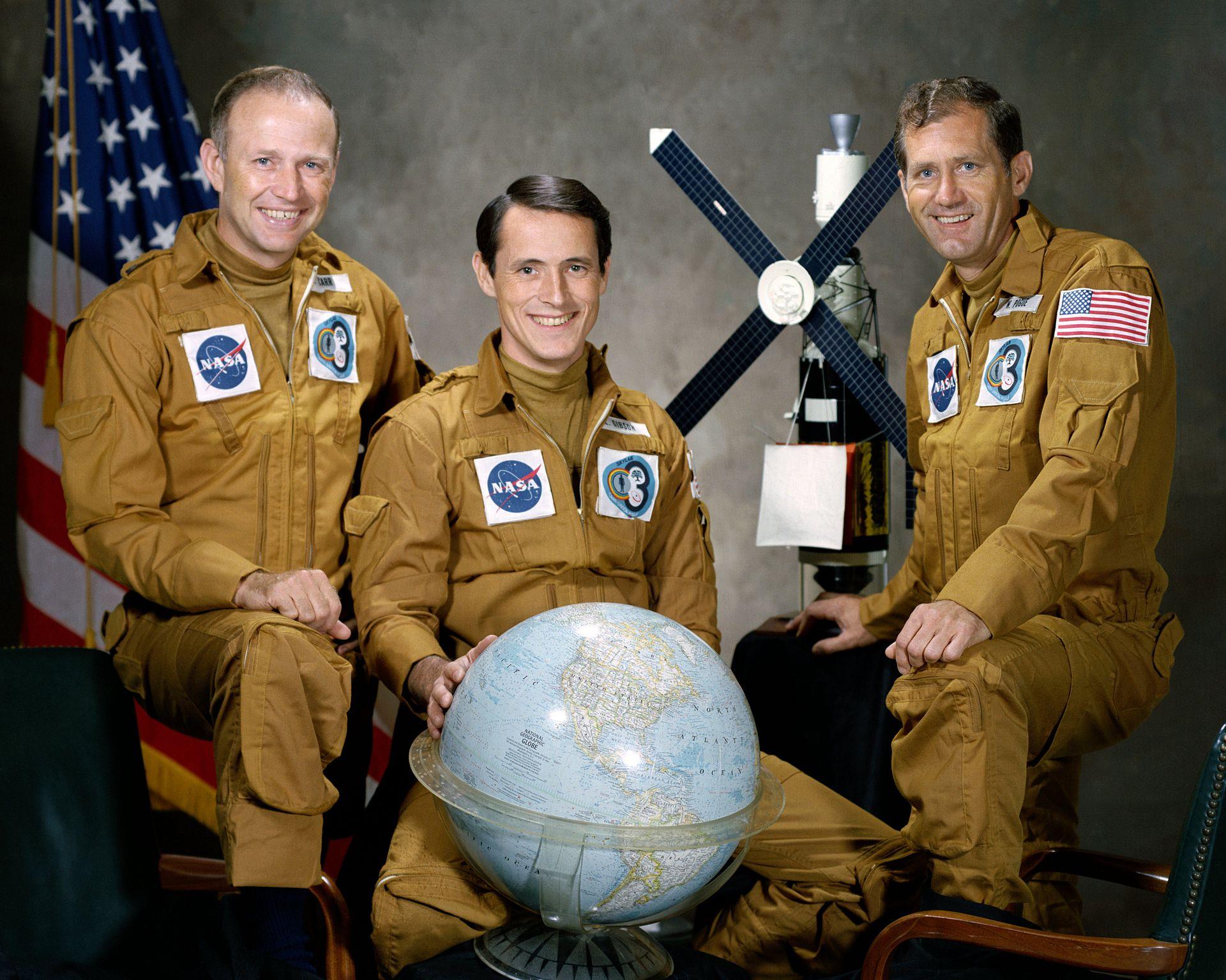 Skylab mutiny - Wikipedia