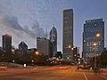 Skyline de Chicago desde el centro, Illinois, Estados Unidos, 2012-10-20, DD 10.jpg