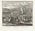 Slag bij Höchstädt, 1704 Veldslag van Hochstet den 13 Augustus 1704 (titel op object), RP-P-1907-4886.jpg