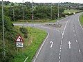 Slip Road between Lurgan Road and Bypass - geograph.org.uk - 1408412.jpg