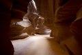 Slot canyons, Page, Arizona LCCN2010630231.tif