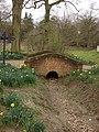 Small Footbridge in Nowton Park (1) - geograph.org.uk - 731300.jpg
