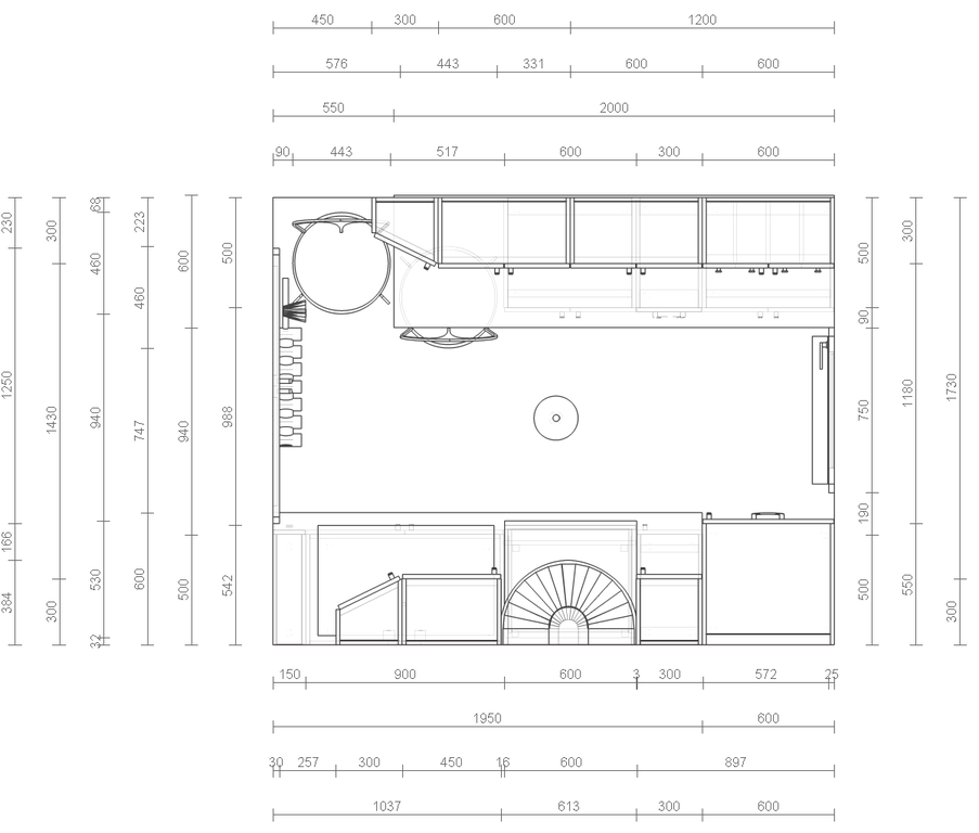 File small kitchen plan sketch png wikimedia commons for Kitchen remodel planner
