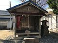 Small shrine in Wakamiya Shrine on Ainoshima Island.jpg