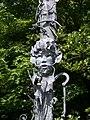 Smithy totem - detail - geograph.org.uk - 815282.jpg