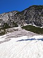 Snow on hillside of mountain.jpg