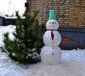 Snowman of my dream.jpg