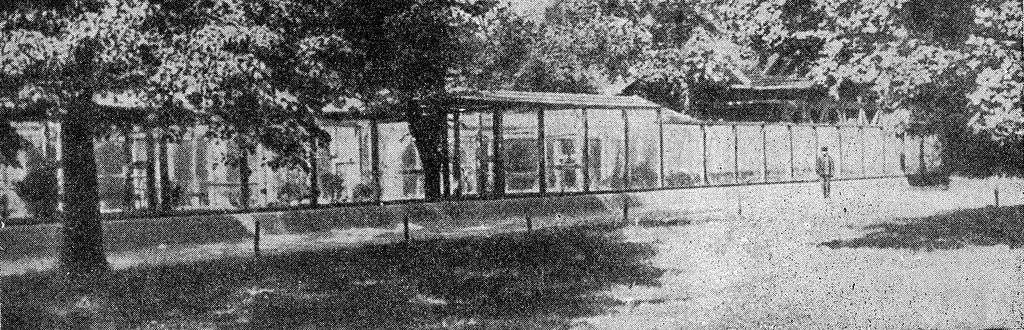 Sofia Zoo Pheasants house 1894