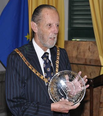 Mayor of Gibraltar - Solomon Levy MBE, JP