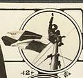 Soldier up mast (C.P.R. house flag) (19526376812).jpg