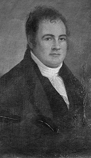 Anti-Masonic Party - Solomon Southwick, newspaper publisher and 1828 Anti-Masonic candidate for Governor of New York.