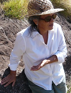 Sonia Haoa Cardinali Rapanui archaeologist