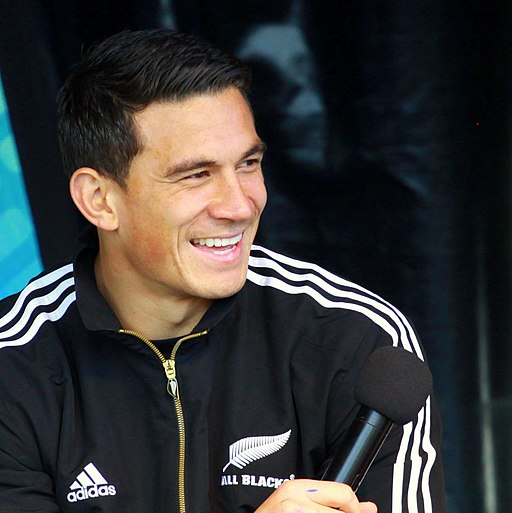 Sonny Bill Williams 2011