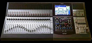 Audio mixing (recorded music) audio mixing to yield recorded sound