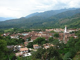 Municipality and town in Antioquia Department, Colombia
