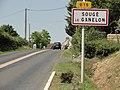 Sougé-le-Ganelon (Sarthe) entrée.jpg