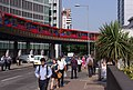 South Quay DLR station MMB 08.jpg