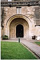 South porch, Malmesbury Abbey - geograph.org.uk - 1777295.jpg