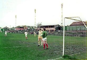 Southall F.C. - Southall's ground