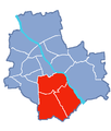 Southern Warsaw WV map.png