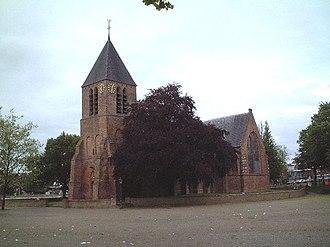 Spijkenisse - Image: Sp kerk