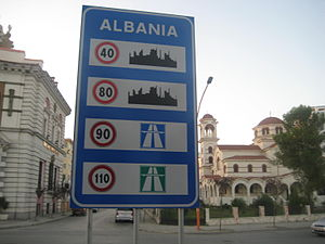 Speed limits in Albania - Speed limits in Albania.