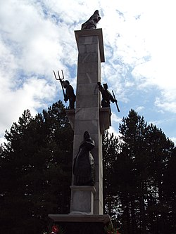 monument of Srb uprising