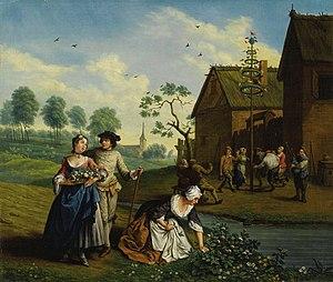 Jan Josef Horemans the Elder - Spring